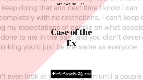 Case of the Ex